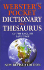 Webster's Pocket Dictionary and Thesaurus