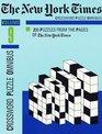 The New York Times Crossword Puzzle Omnibus Volume 9