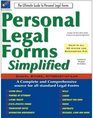 Personal Legal Forms Simplified: The Ultimate Guide to Personal Legal Forms