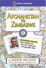 Afghanistan to Zimbabwe : Country Facts That Helped Me Win the Nationa Geographic Bee