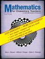 Mathematics for Elementary Teachers A Contemporary Approach Eighth Edition Binder Ready Version