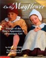 On the Mayflower Voyage of the Ship's Apprentice and a Passenger Girl