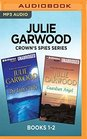 Julie Garwood Crown's Spies Series Books 1-2 The Lion's Lady  Guardian Angel