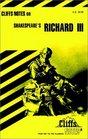 Cliffs Notes on Shakespeare's Richard III