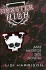 Monster High 4 Ms muertos que nunca