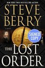 The Lost Order - Signed / Autographed Copy