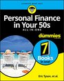 Personal Finance in Your 50s All-in-One For Dummies