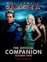 Battlestar Galactica The Official Companion Season Two