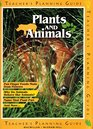Plants and Animals Grade 4 Science Unit Teacher's Planning Guide