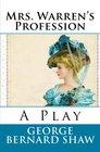 Mrs Warren's Profession A Play
