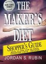 The Maker's Diet Shopper's Guide Meal plans for 40 days - Shopping lists - Recipes