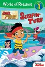 World of Reading Jake and the Never Land Pirates Surfin' Turf Level 1