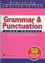 Beginning English Skills Grammar and Punctuation