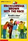 Encyclopedia Brown Sets the Pace (Encyclopedia Brown)
