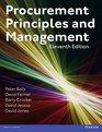 Procurement Principles  Management