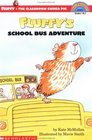 Fluffy's School Bus Adventure (Fluffy, the Classroom Guinea Pig) (Hello, Reader!, Level 3)
