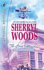 The Laws of Attraction (The Rose Cottage Sisters, Bk 3) (Silhouette Special Edition, No 1681)