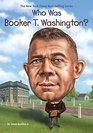 Who Was Booker T Washington