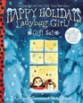 Happy Holidays Ladybug Girl Gift Set
