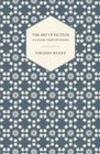 The Art of Fiction A Collection of Essays