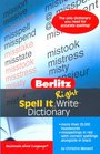 Spell It Right Dictionary