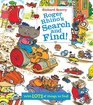 Richard Scarry Roger Rhino's Search and Find With LOTS of things to find