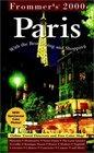 Frommer's Paris 2000