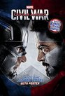 Marvel's Captain America Civil War The Deluxe Junior Novel