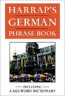 Harrap's German Phrase Book