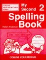 My Second Spelling Book