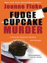 Fudge Cupcake Murder (Thorndike Press Large Print Mystery Series)