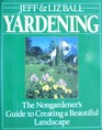 Yardening  Nongardener's Guide to a Beautiful Landscape
