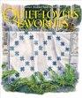 Quilt-Lovers' Favorites Volume 2