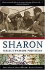 Sharon Israel's Warrior-Politician