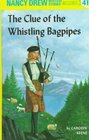 The Clue of the Whistling Bagpipes (Nancy Drew Mystery Stories, No 41)