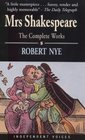 Mrs Shakespeare The Complete Works