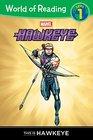 World of Reading Hawkeye This is Hawkeye