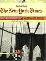 New York Times Sunday Crossword Puzzles Volume 18