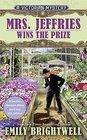 Mrs. Jeffries Wins the Prize (Mrs. Jeffries, Bk 34)