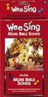 Wee Sing More Bible Songs book and cassette