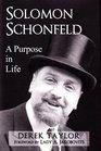 Solomon Schonfeld A Purpose in Life
