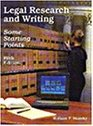 Legal Research and Writing