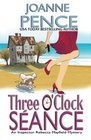 Three O'Clock Seance An Inspector Rebecca Mayfield Mystery