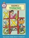 Reading  Thinking