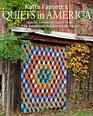 Kaffe Fassett's Quilts in America Designs Inspired by Vintage Quilts from the American Museum in Britain