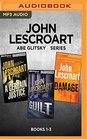 John Lescroart Abe Glitsky Series Books 1-3 A Certain Justice Guilt Damage
