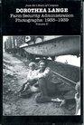 Dorothea Lange: Farm Security Administration Photographs, 1935-1939 (Dorothea Lange), Volume II