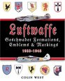 Luftwaffe Geschwader Formations Emblems  Markings 1933-1945