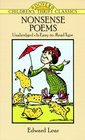 Nonsense Poems (Dover Children's Thrift Classics)