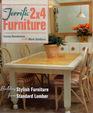Terrific 2 X 4 Furniture